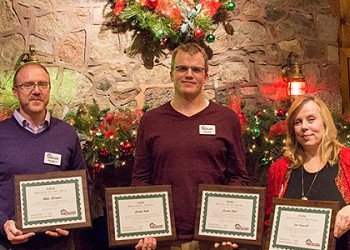 Builders Association Recognizes Members